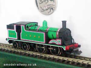 Dapol LSWR M7 Locomotive