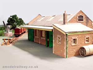 crewkerne goods shed