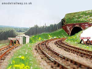 crewkerne tunnel - west